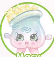 Macy Macaroni Artwork