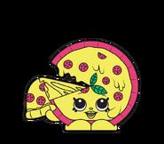 SPKS8 EUROPE Peppa Ronnie Pizza Yellow