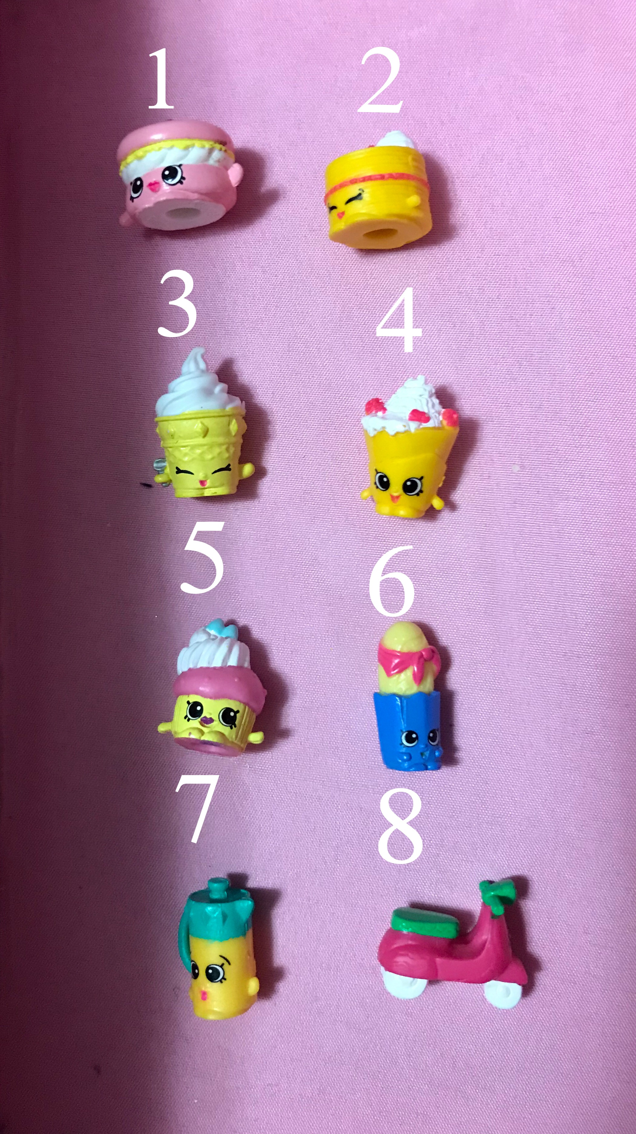 I Need Help Identifying These Shopkins Please And Thank You Name Season They Come From