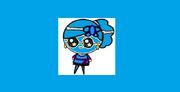 Maneki's art edited by pinkie hehe