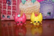 Croissant dor food fair toys