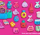 Shopkins McDonald's toys