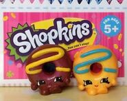 Dolly donut toys