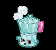 Carlo coffee pot