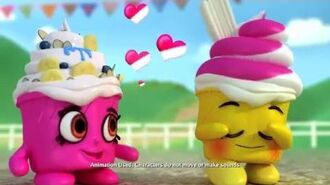 Shopkins Food Fair Official TV Commercial 15s