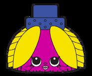 106097M SPKS7 2D-Characters yellow-fairy-skirt