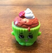 Cupcake chic toy