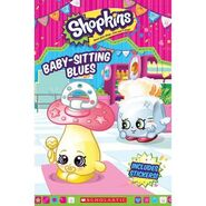 Baby sitting blues shopkins