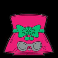 56222-Shopkins-Xmas-Bauble-VUM-Version Shady-pink