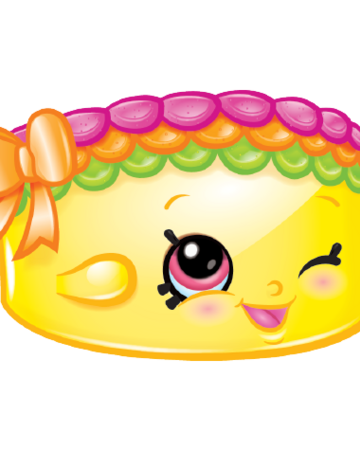 Remarkable Becky Birthday Cake Shopkins Wiki Fandom Funny Birthday Cards Online Aeocydamsfinfo