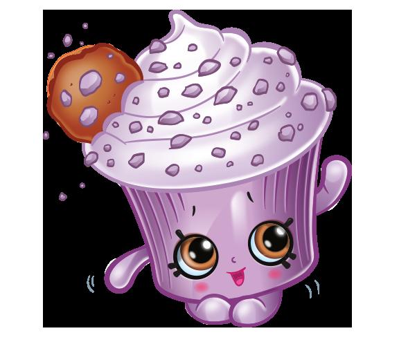 Creamy Cookie Cupcake