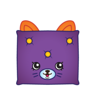 Comfy cushion variant art