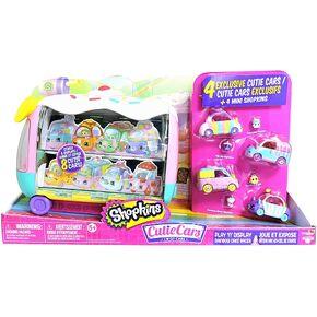 Play 'n' Display Rainbow Cupcake Van Boxed