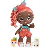 Summer Peaches Kindi Kid unboxed
