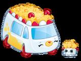 Popcorn Moviegoer