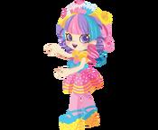 SPKHPS1 Rainbow kate