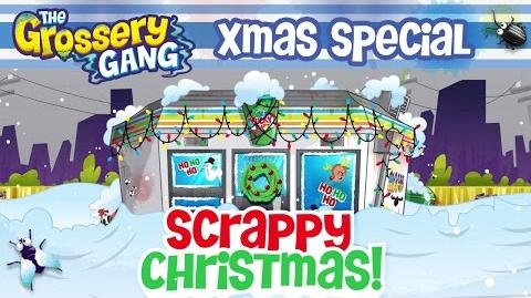 Grossery Gang Cartoon Christmas Special Feat