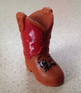 Betty boot toy
