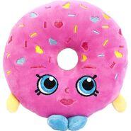 Plush dlish donut