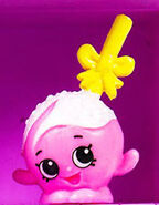 Cake pop toy