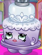 Cartoon Queen Cake
