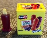 Grace Grape Popsicle toy