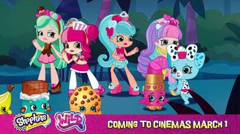 Video Shopkins Wild Trailer Shopkins Wiki Fandom
