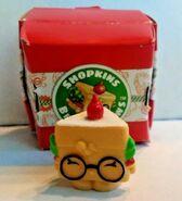Samson Sandwhich toy