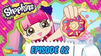 Shopkins Cartoon - Episode 62 - Shopkins Bring Europe To Jessicake Part 2 - Cartoons For Children