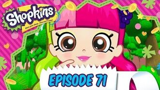Shopkins Cartoon - Episode 71 - World Wide Vacation - Part 2 Cartoons For Children-0