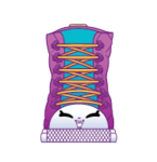 Quilty boot art