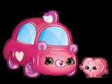 Candy Heart Car