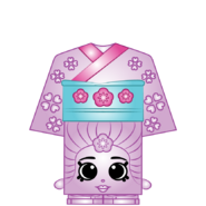 SPKS8C-W2 CTC 8-104 Yoko Kimono