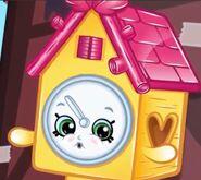 Tocky Cuckoo Clock