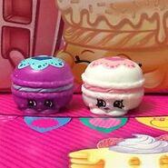 Macca roon food fair toys
