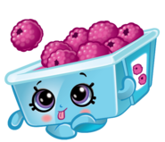 Ros berry art