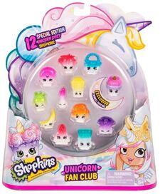 Unicorn Fan Club Package