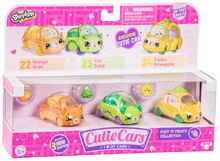 Fast n Fruity Collection Boxed
