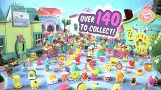 Shopkins S3 TV Commerical 15 seconds