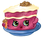 Cara carrot cake art