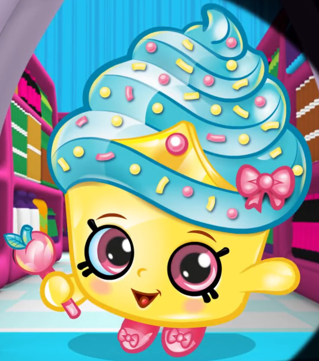 Cupcake Queen Is A Limited Edition Shopkin From Season One There Are Only 100 Of Her Produced