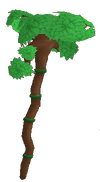 King of the Forest Staff