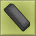 Item icon metal bar