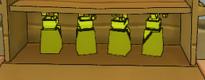 500 pots