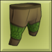 Item icon wood pants