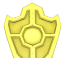 Solid Gold Shield