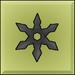 Item icon throwing stars