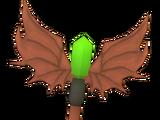 Dragongem Staff