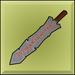 Item icon enchanted flaming sword