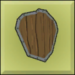 Item icon buckle shield